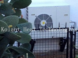 Our heat pump in Europe 2