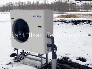 Our heat pump in Europe 5