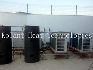 Our heat pump in Europe 3