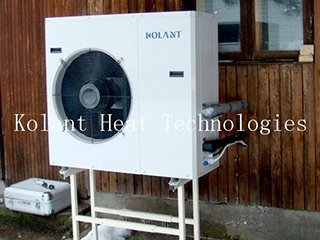 Our heat pump in Europe 6